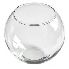Аквариум круглый плоскодонный 13л