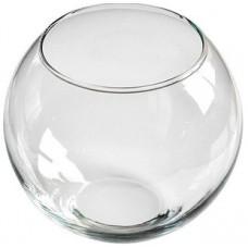 Аквариум круглый плоскодонный 15л