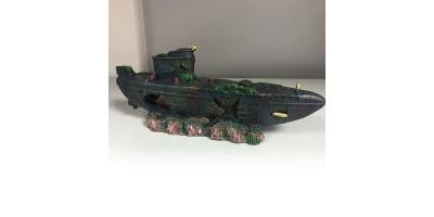 Декорация затонувший крейсер 24,5*5,5*10,5