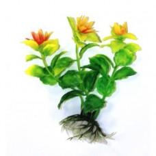 Кардамин зелёный с цветочками 10см