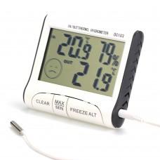 Термогигрометр цифровой DC-103
