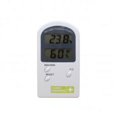 Термометр с гигрометром Hygrothermo basic-ta138