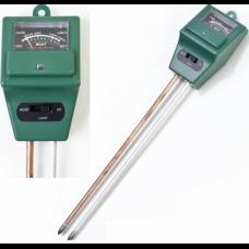 Измеритель освещённости, pH и влажности грунта, Plant Mate ETP 307