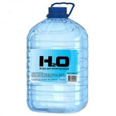 Дистиллированная вода H2O - 5L