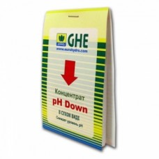 pH Down Dry GHE(сухой) 100 g