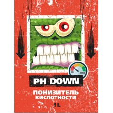 pH Down 1 L