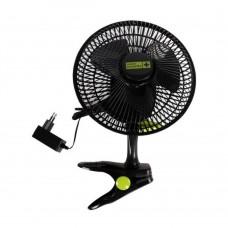 Вентилятор на прищепке Clip Fan 15см/5вт